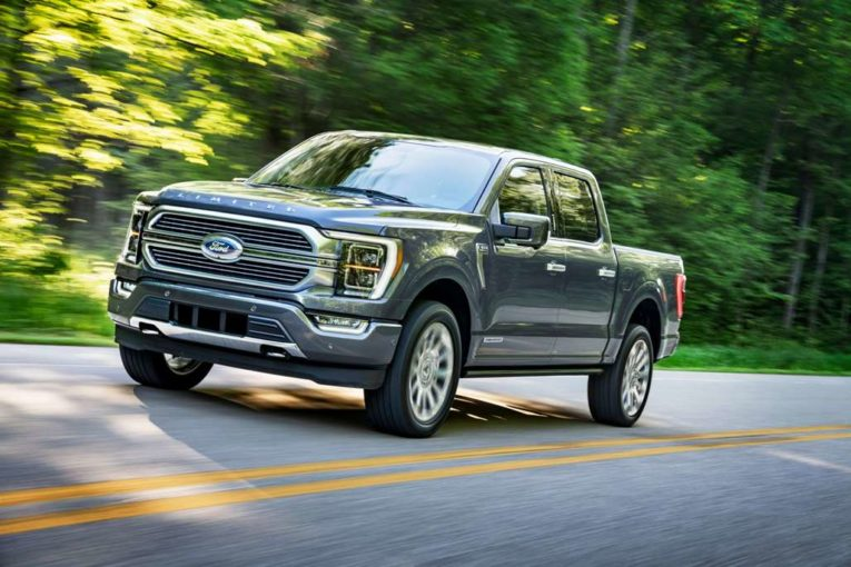 All new F 150