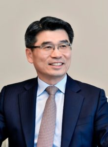 Hosung Song, President & CEO