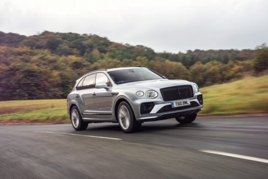 Image 1 – Bentley Bentayga V8