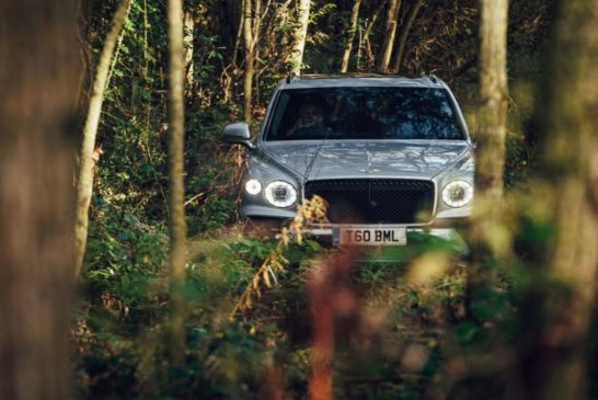 Image 8 – Bentley Bentayga V8