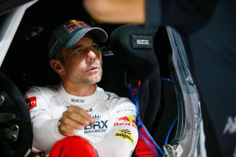 LOEB FORCED TO RETIRE FROM DAKAR RALLY 2021