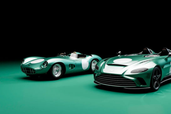 Optional DBR1 specification now available on V12 Speedster_01