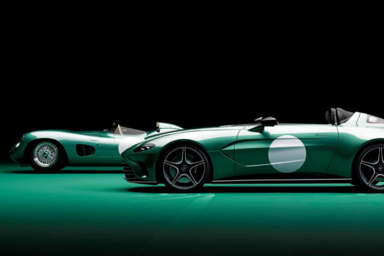 Optional DBR1 specification now available on V12 Speedster_02